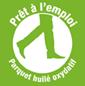 Logo parquet prêt à l'emploi - Emois et Bois