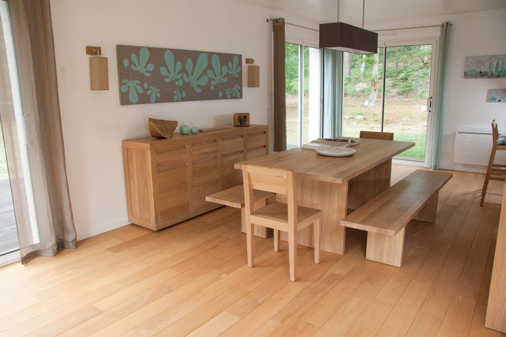 parquet ch ne exemples de r alisations de parquet en ch ne. Black Bedroom Furniture Sets. Home Design Ideas